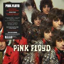 Cover PINK FLOYD, the piper at the gates of dawn