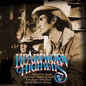 Cover V/A, heartworn highways - original soundtrack