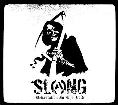 Cover SLANG, devastation in the void