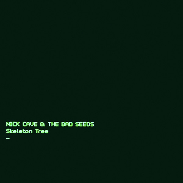NICK CAVE & BAD SEEDS, skeleton tree cover