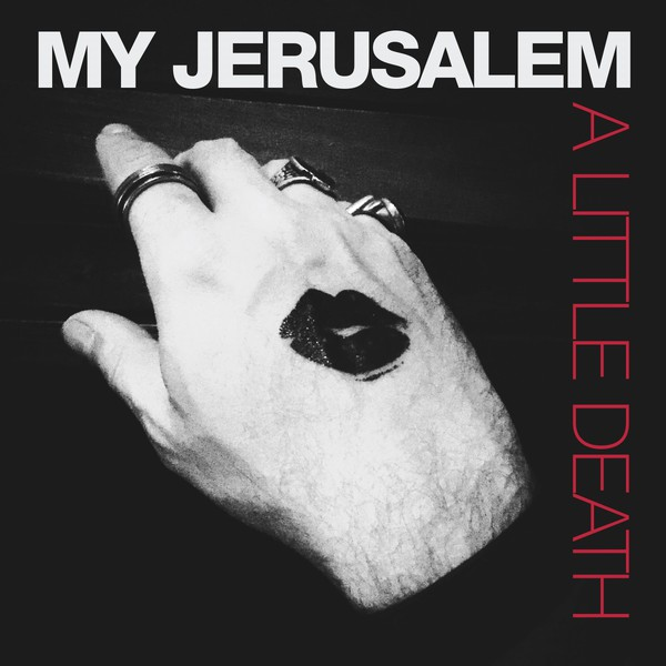 Cover MY JERUSALEM, a little death