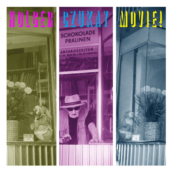 Cover HOLGER CZUKAY, movie