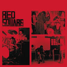 RED SQUARE, rare and lost 70s recordings cover