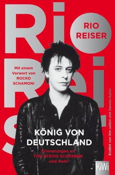 RIO REISER/HANNES EYBER, könig von deutschland cover