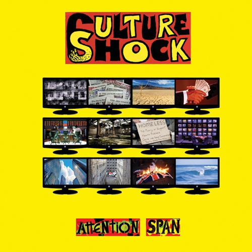 CULTURE SHOCK, attention span cover