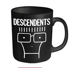 Cover DESCENDENTS, milo_coffee mug black