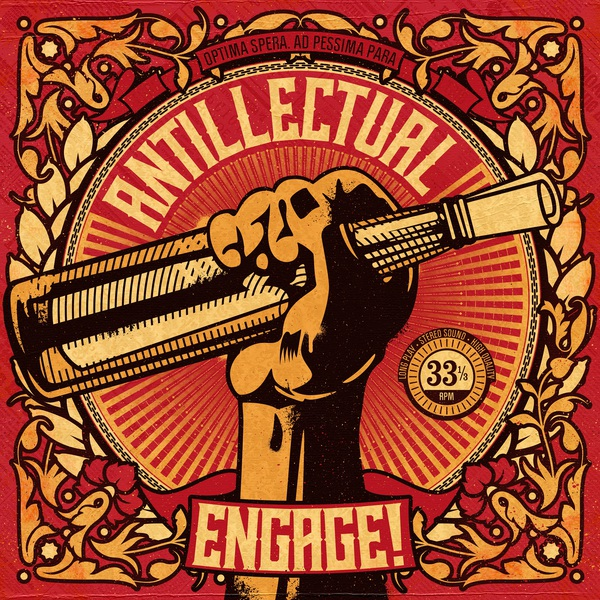 Cover ANTILLECTUAL, engage!
