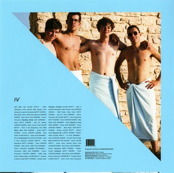 BADBADNOTGOOD, IV cover