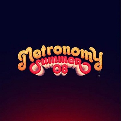 Cover METRONOMY, summer ´08