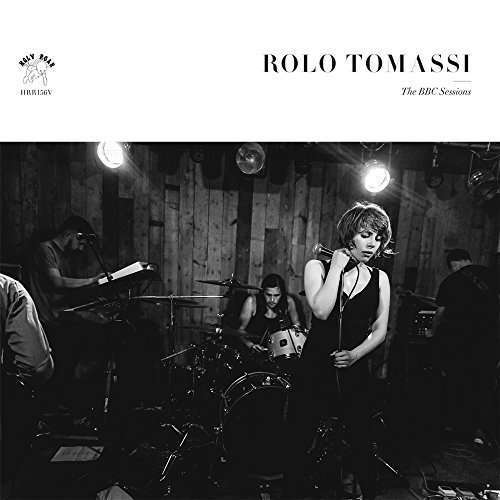Cover ROLO TOMASSI, bbc sessions