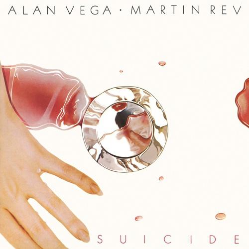 SUICIDE, alan vega martin rev cover
