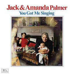 Cover JACK & AMANDA PALMER, you got me singing