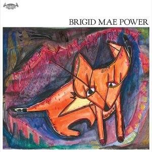 BRIGID MAE POWERS, s/t cover