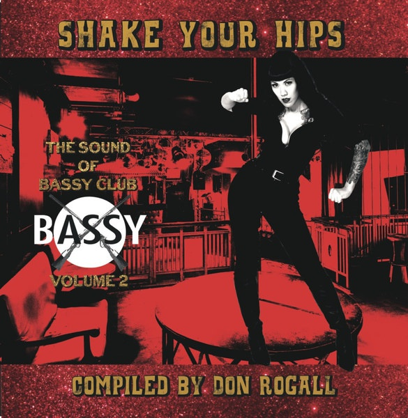 V/A, sound of bassy club 2 - shake your hips cover