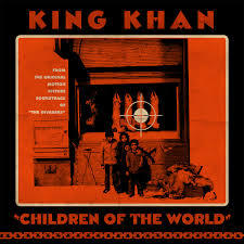 Cover KING KHAN, children of the world