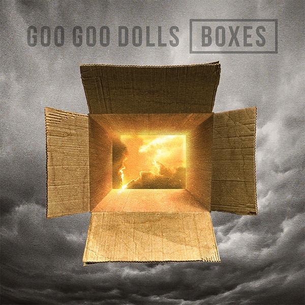 GOO GOO DOLLS, boxes cover