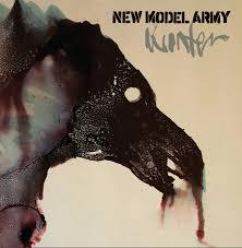 Cover NEW MODEL ARMY, winter
