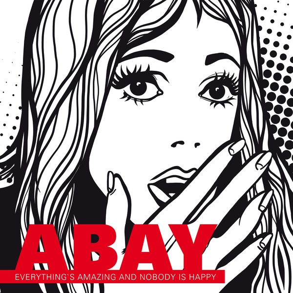 Cover ABAY, everything´s amazing and nobody is happy