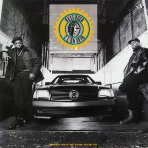 Cover PETE ROCK & C.L. SMOOTH, mecca and the soul brother