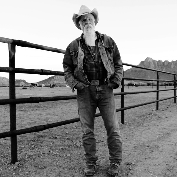 Cover SEASICK STEVE, keepin´ the horse between me and the ground