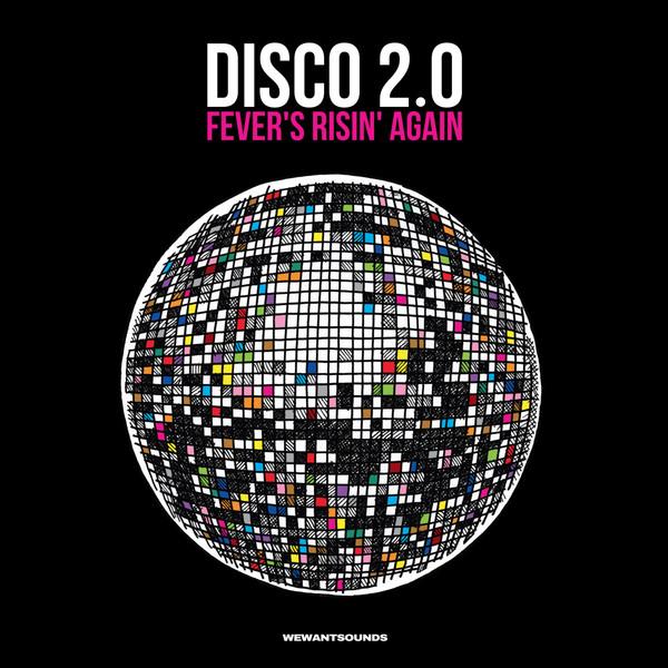 V/A, disco 2.0 cover