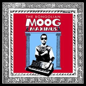 BONGOLIAN, moog maximus cover