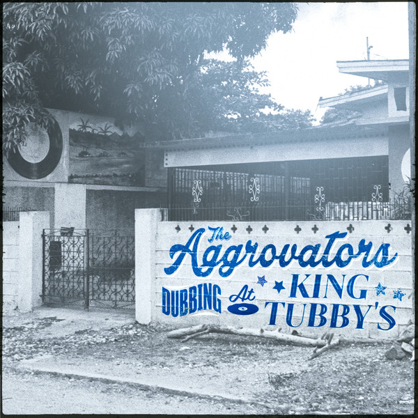 Cover AGGROVATORS, dubbing at king tubby´s vol. 2