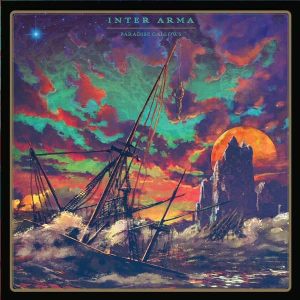 Cover INTER ARMA, paradise gallows