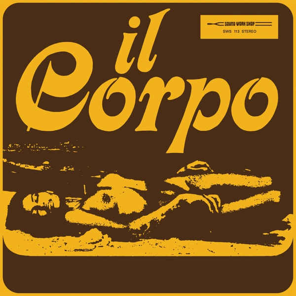 Cover PIERO UMILIANI, il corpo