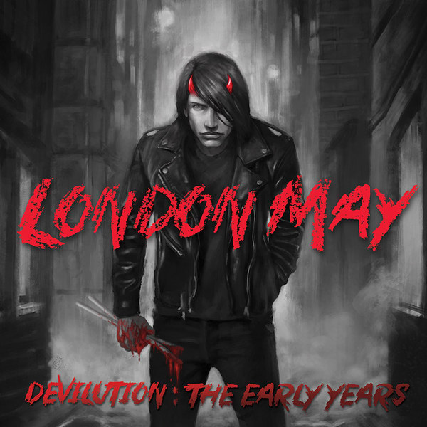 Cover LONDON MAY, devilution - early years