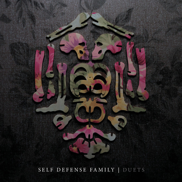 Cover SELF DEFENSE FAMILY MAN, duets