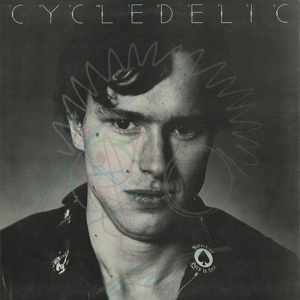 Cover JOHNNY MOPED, cycledelic
