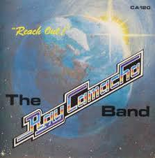 Cover RAY CAMACHO BAND, reach out