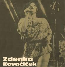 ZDENKA KOVACICEK, s/t cover