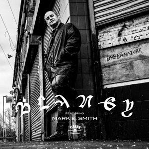 Cover BLANEY FEAT. MARK E. SMITH, urban nature