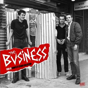BUSINESS, 1980-81 complete studio collection cover