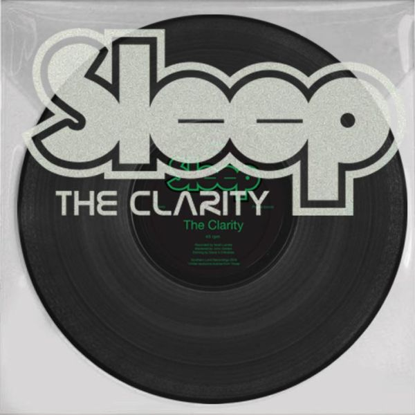 SLEEP, the clarity cover