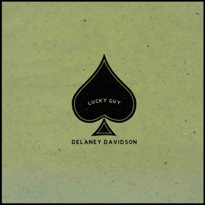Cover DELANEY DAVIDSON, lucky guy