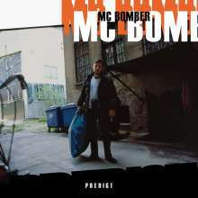 Cover MC BOMBER, predigt