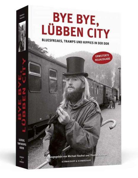 MICHAEL RAUHUT/THOMAS KOCHAN, bye bye, lübben city cover