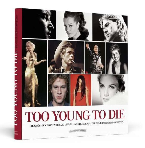 V/A / BIRGIT KROLS, too young to die cover