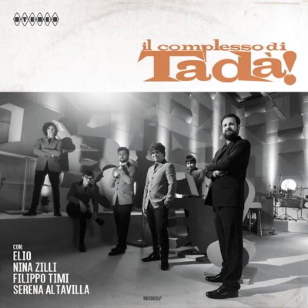 IL COMPLESSO DI TADÀ, s/t cover