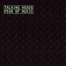 Cover TALKING HEADS, fear of music