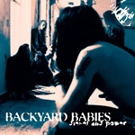 Cover BACKYARD BABIES, diesel & power