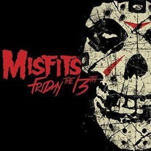 Cover MISFITS, friday the 13th