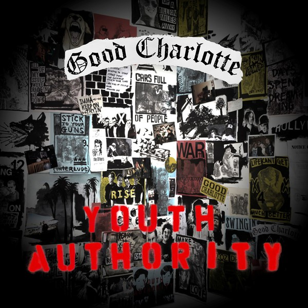 Cover GOOD CHARLOTTE, youth authority