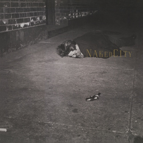 Cover JOHN ZORN, naked city