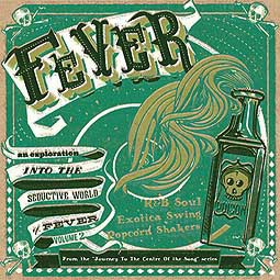 Cover V/A, fever - journey to the center of the song 02