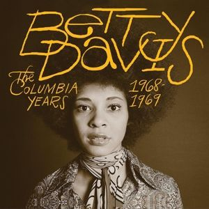 Cover BETTY DAVIS, the columbia years 1968-1969