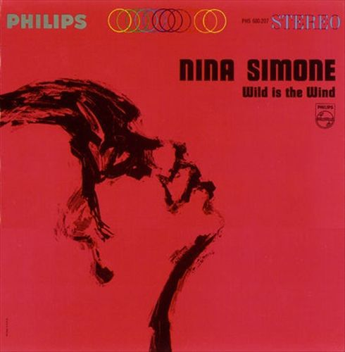 Cover NINA SIMONE, wild is the wind